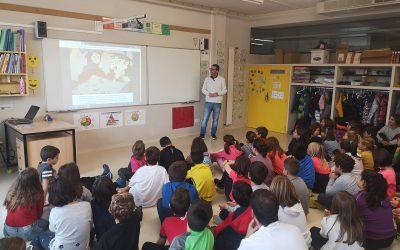 Charlas escolares sobre crear un cuento